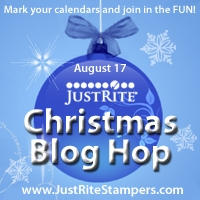 JustRite Christmas Blog Hop Icon