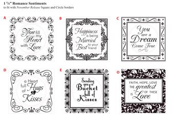 JR158inRomanceSentimentswithSquareDecorativeBorders