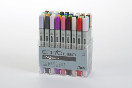 COPIC ciao 36Eset