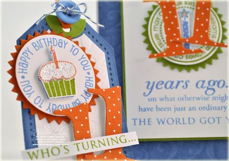Birthday Cards Tags Thinking Inking – Birthday Greetings for 1 Year Old