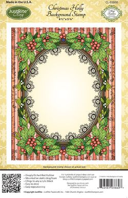 CL03860_Christmas_Holly_Background