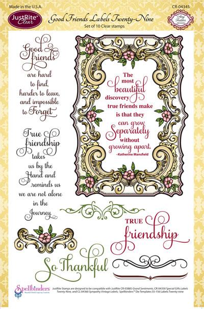 CR04345_Good_Friends_Labels_Twenty_Nine_LG