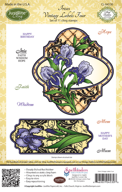 CL04530_Irises_Vintage_Labels_Four._LG