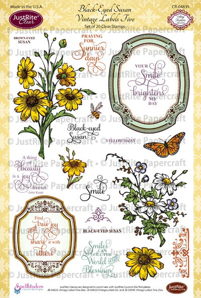 CR04835_BlackEyed_Susan_Vintage_Labels_Five_LG