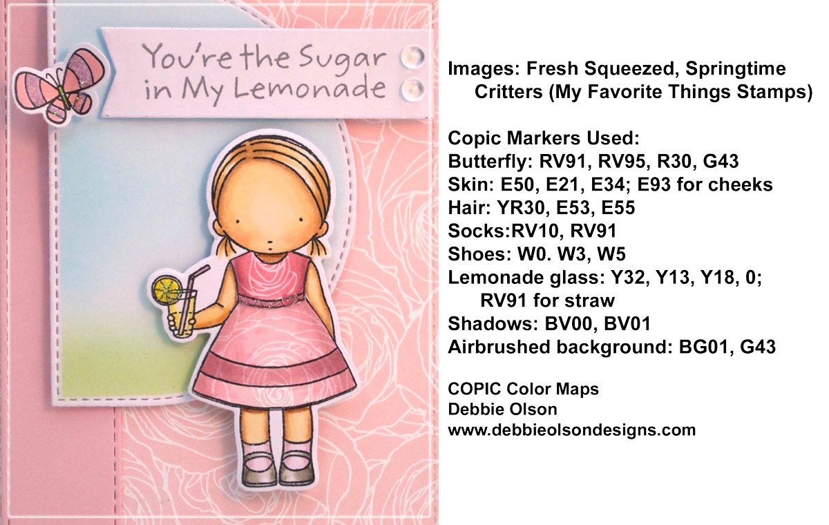the sugar in my lemonade mft release day 3 thinking inking