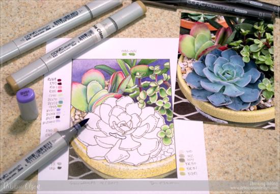 Copic_Succulents-2_Deb-Olson