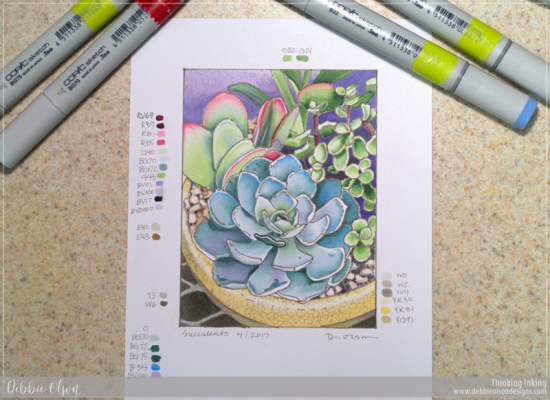 Copic_Succulents-7_Deb-Olson