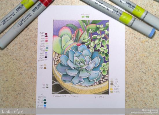 Copic_Succulents-7_Deb-Olson