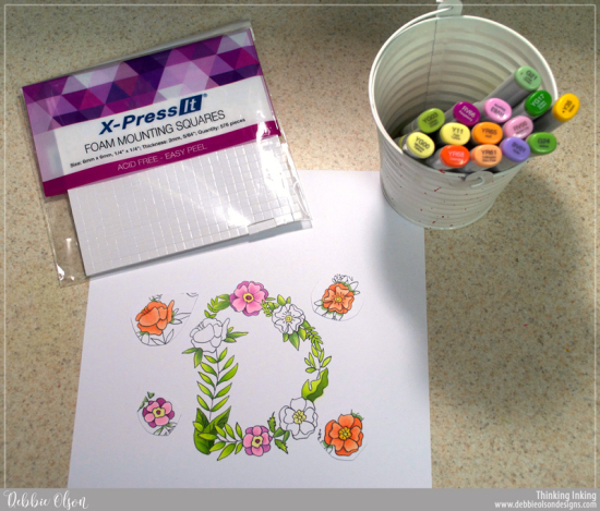 Copic_IllumLetter_Foam-Mounting-Sq1d_Deb-Olson
