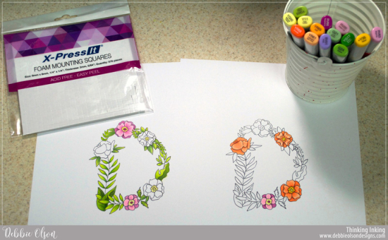Copic_IllumLetter_Foam-Mounting-Sq1c_Deb-Olson