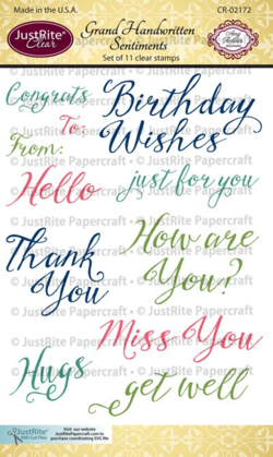 CR02172_Grand_Handwritten_Sentiments_Clear_Stamps