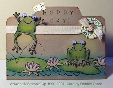 Froggiefolder